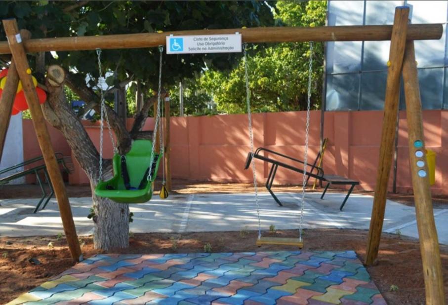Alpapato: parques para todos