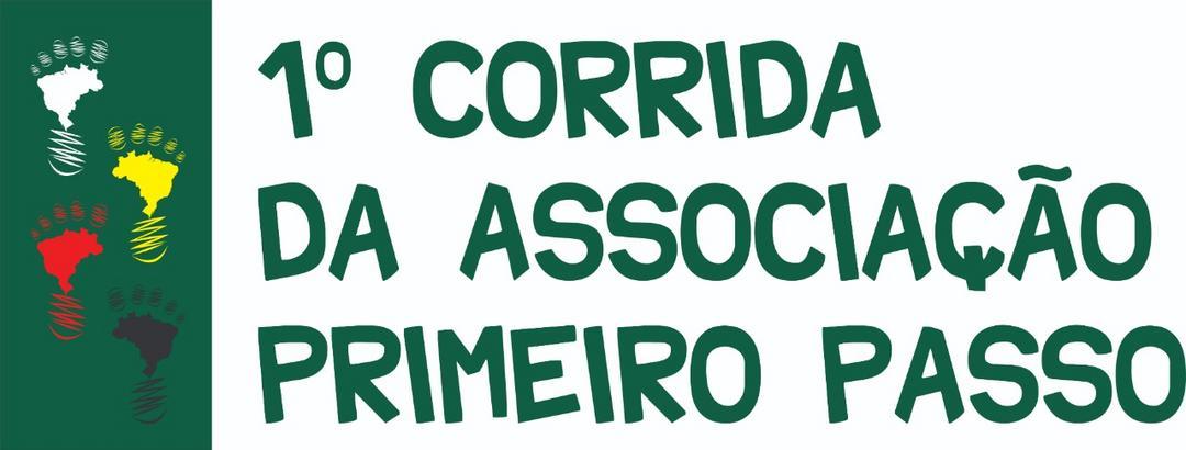 Conscientização do PTC - Inscrições abertas para a 1º Corrida da Associação Primeiro Passo