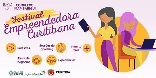 Mundo Adaptado no Festival Empreendedora Curitibana