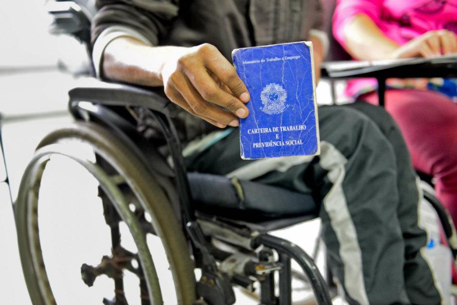 PL cria contribuição para empresas que não quiserem contratar pessoas com deficiência
