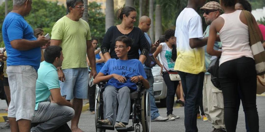 Segundo ONU, 1 bilhão de pessoas no mundo tem alguma deficiência