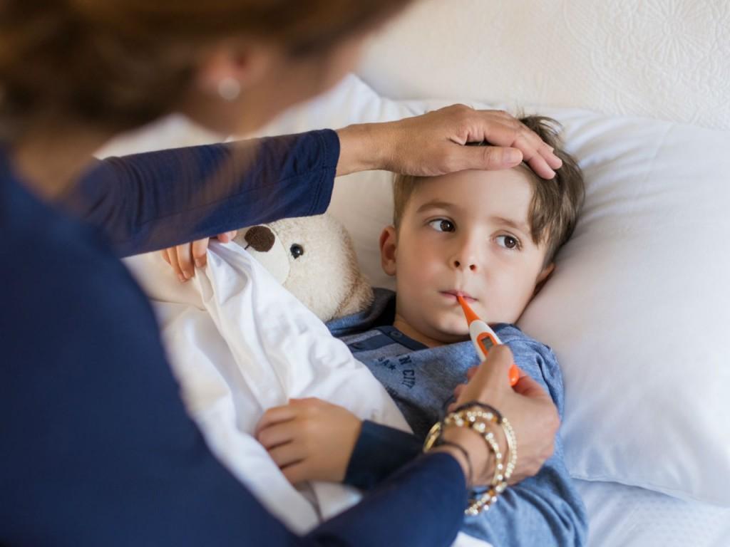 Você entende o que é a febre?