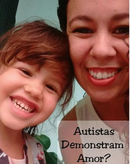 Pessoas com Autismo demonstram amor?
