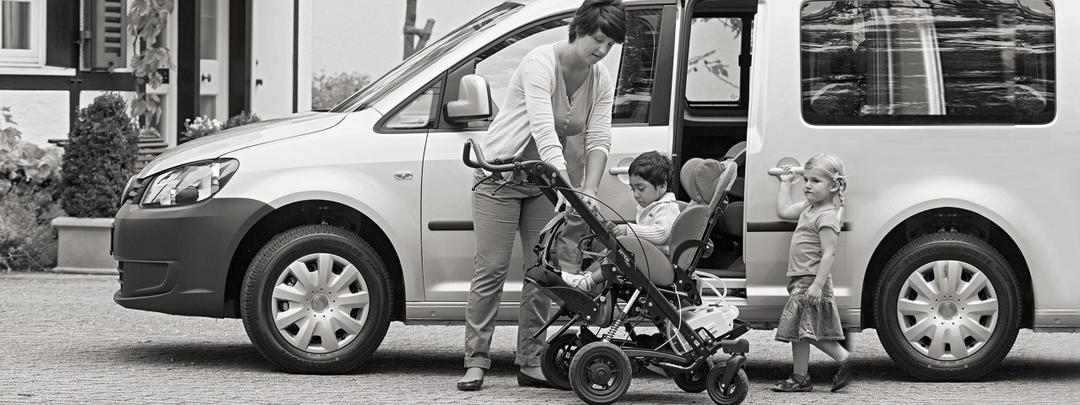 As dificuldades de se importar equipamentos para pessoas com deficiência.