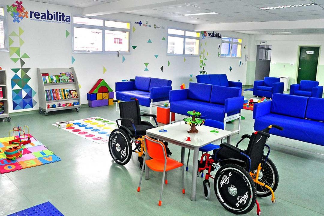 Santo André (SP) inaugura Centro Especializado em Reabilitação
