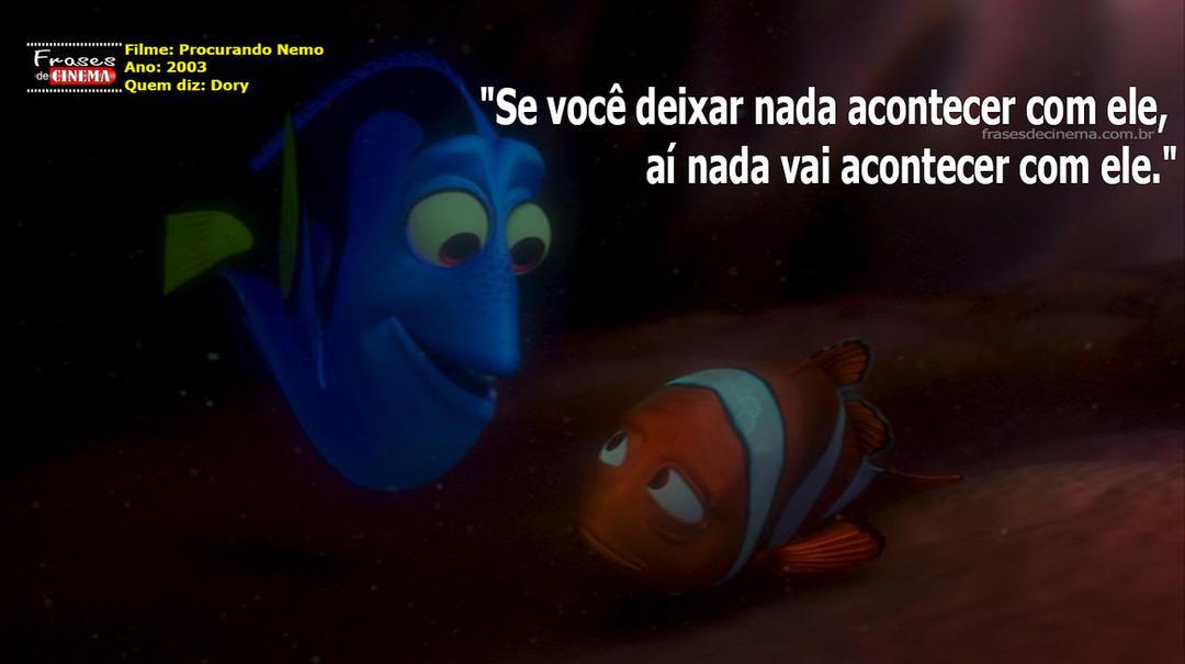 Procurando Nemo, uma abordagem inclusiva