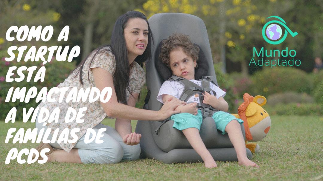 Mundo Adaptado conta na TV como está impactando a vida das Famílias de PCDs
