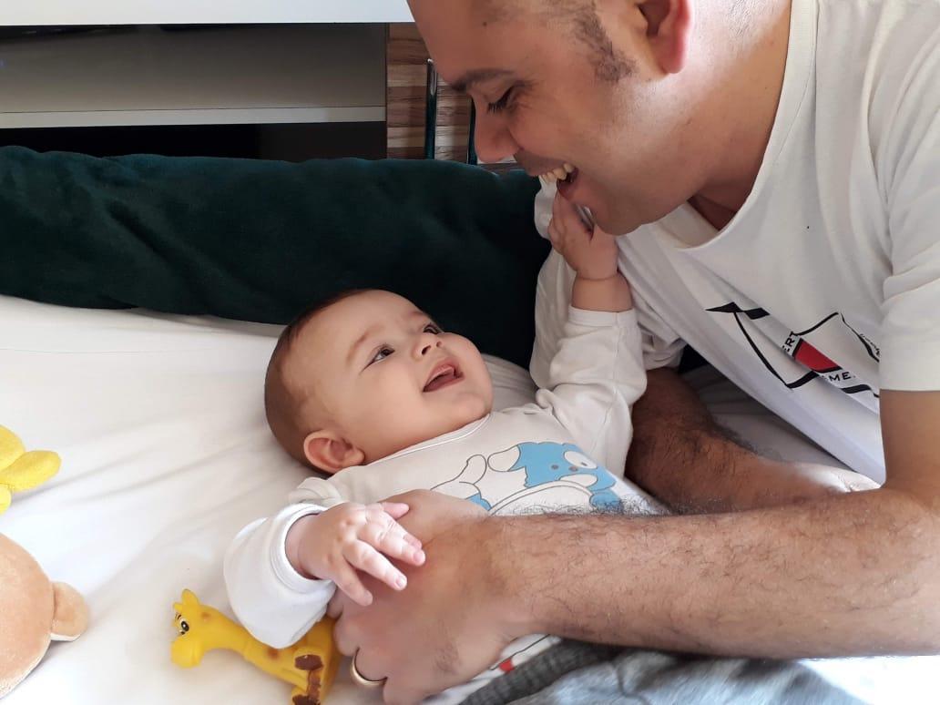 Homem, acompanhe o tratamento do seu filho