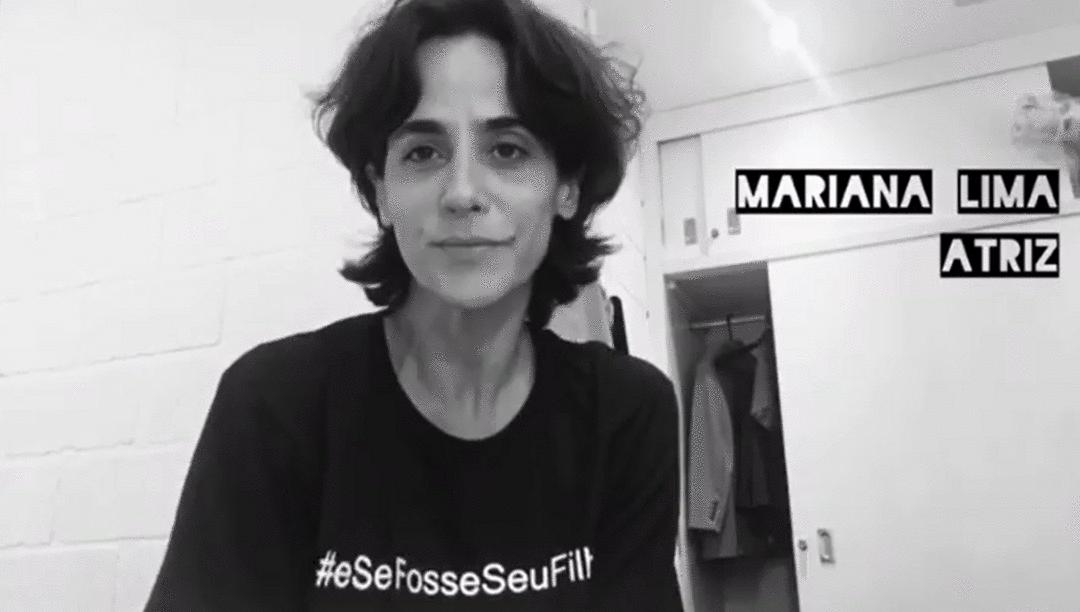 Mais um vídeo da campanha da eSeFosseSeuFilho?