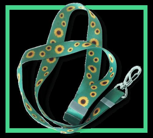 Cordão girassol: um sinalizador discreto para deficiências ocultas