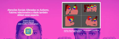 Atenções Sociais Alteradas no Autismo, Fatores relacionados a idade também afetam esse aspecto.