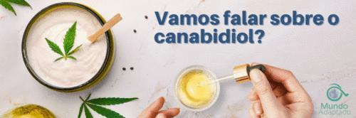 Você já usou o canabidiol como medicamento para alguma patologia?