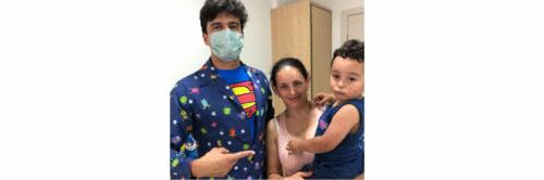 Reinício do tratamento de Pé Torto Congênito (PTC) pelo Método Ponseti