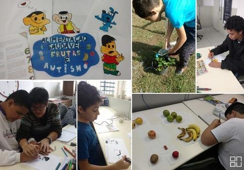 Proposta pedagógica para pessoas com TEA - como trabalhar a alimentação saudável com eles?