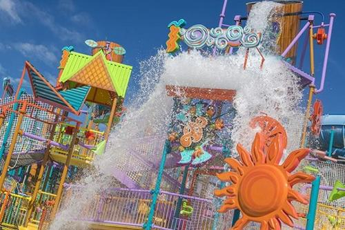 Saiba como é o primeiro parque aquático certificado para receber autistas