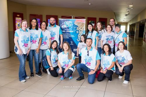 Sessão Azul chega a Mogi das Cruzes (SP) e torna-se evento fixo de cinema da cidade