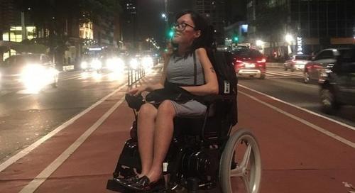 Um terço dos paulistanos não percebe pessoas com deficiência