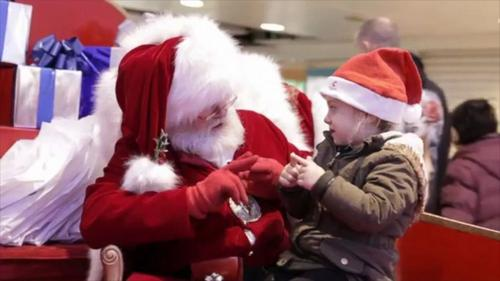 A magia do natal existe também para crianças com deficiência!