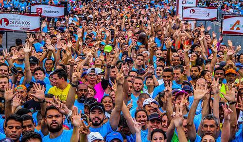 Instituto promove corrida em comemoração ao Dia Internacional da Síndrome de Down, em SP