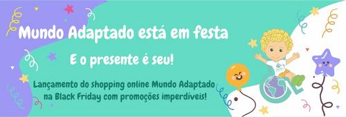 Mundo Adaptado lança Shopping on-line