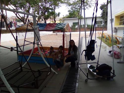 Projeto Circuito Inclusão - lazer para pessoas com Deficiência e suas famílias.
