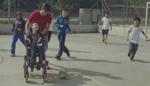 Futsal é importante para pessoas com paralisia cerebral?🤔