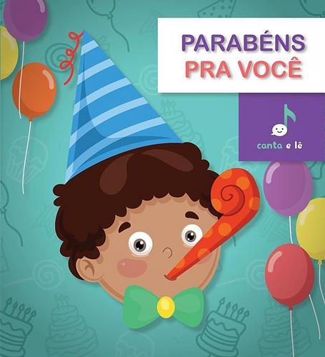 """Projeto Canta e Lê lança """"parabéns a você"""" com multigestos"""