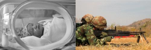 Trauma de pais de bebês em UTI é similar ao vivido em guerras, entenda o que ocorre.