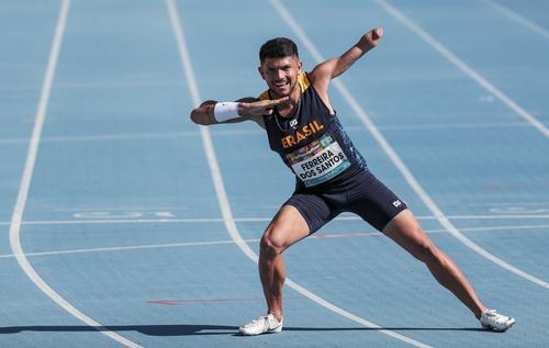 Inédito: Brasil termina em segundo lugar no Mundial de Atletismo